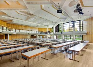 Grosser Saal Filderhalle 72DPI, Location, Kongresszentrum, Stuttgart, www.filderhalle.de