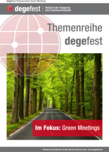 degefest Themenreihe Greenmeeting Teaser
