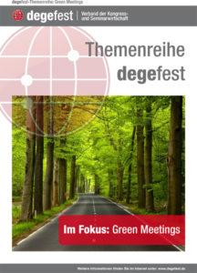 degefest Themenreihe Greenmeeting Teaser