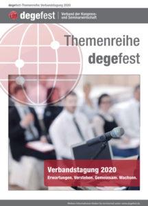 degefest Themenreihe Verbands-Tagungen Teaser