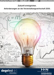 degefest Studie Best Veranstaltungswirtschaft 2030